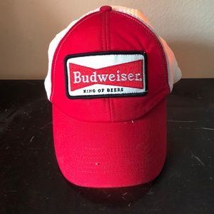 OFFICIAL/AUTHENTIC BUDWEISER SNAP BACK CAP